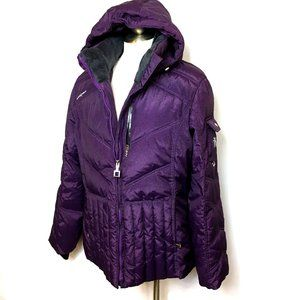 ZeroXposure Puff Hooded Ski Jacket XL